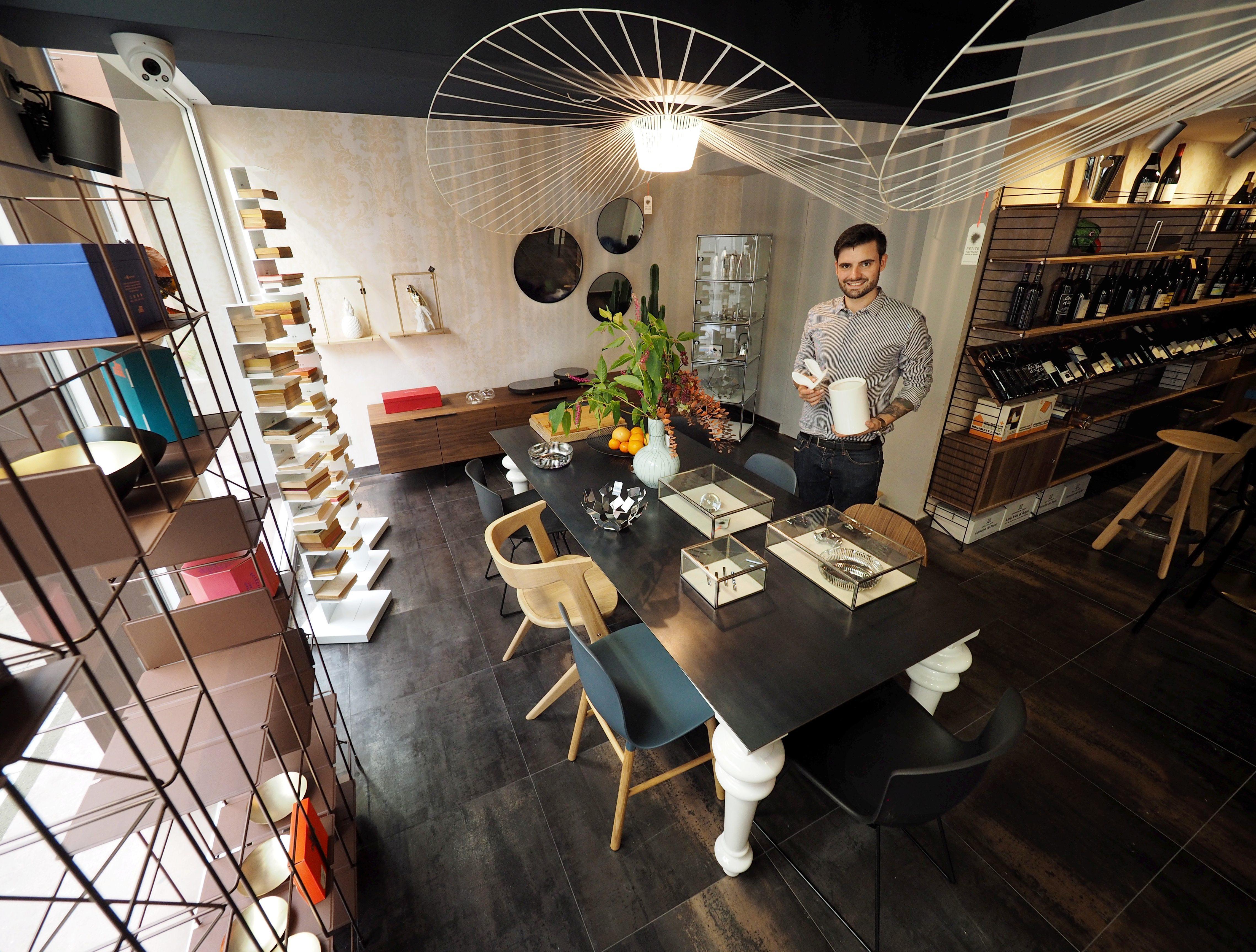 boutique Lionel Dupraz